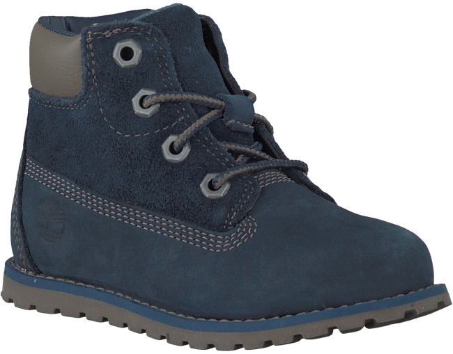 Blue TIMBERLAND Ankle boots POKEY PINE 6IN BOOT - large