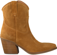 Brown VIA VAI Booties BLAKE  - medium