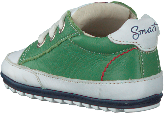 Green SHOESME Baby shoes BP7S007 - large