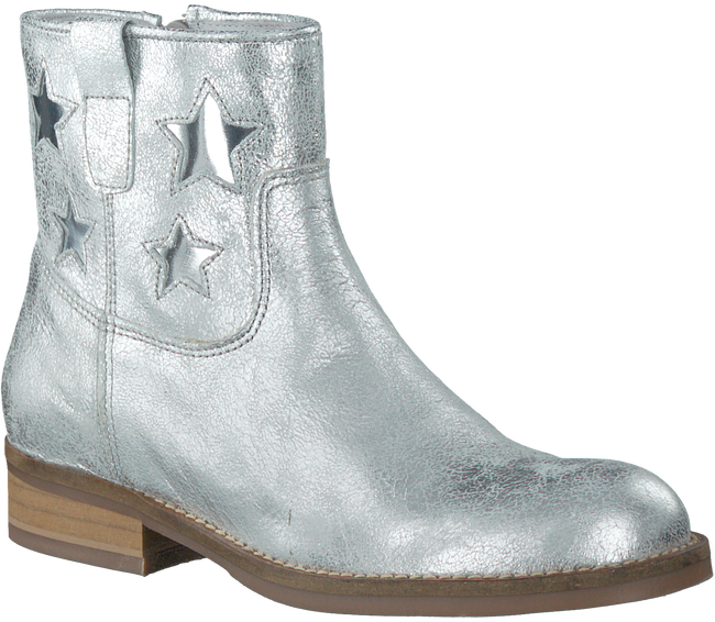 Silver HIP High boots H1856 - large