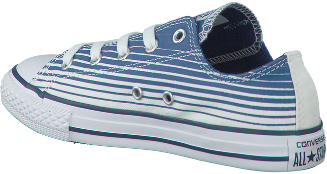 Blue CONVERSE Sneakers CTAS STRIPE KIDS - large