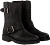 Black CA'SHOTT Biker boots 10253 - small