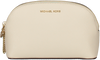 White MICHAEL KORS Toiletry bag ALEX LG TRAVEL POUCH - small