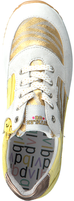 Yellow DEVELAB Low sneakers 42564  - large