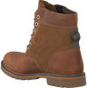 Cognac TIMBERLAND Ankle boots LARCHMONT 6IN WP BOOT - small