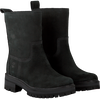 Black TIMBERLAND Ankle boots COURMAYEUR VALLEY MI - small