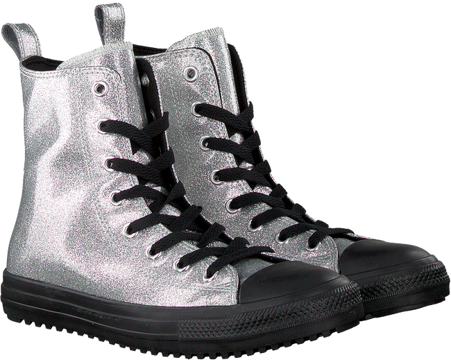 Silver CONVERSE Sneakers ALL STAR BOOT -X-HI  - large