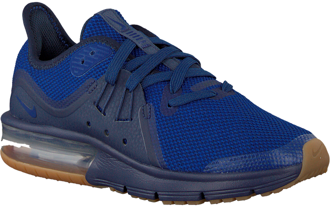 Blue NIKE Sneakers AIR MAX SEQUENT 3 KIDS - large