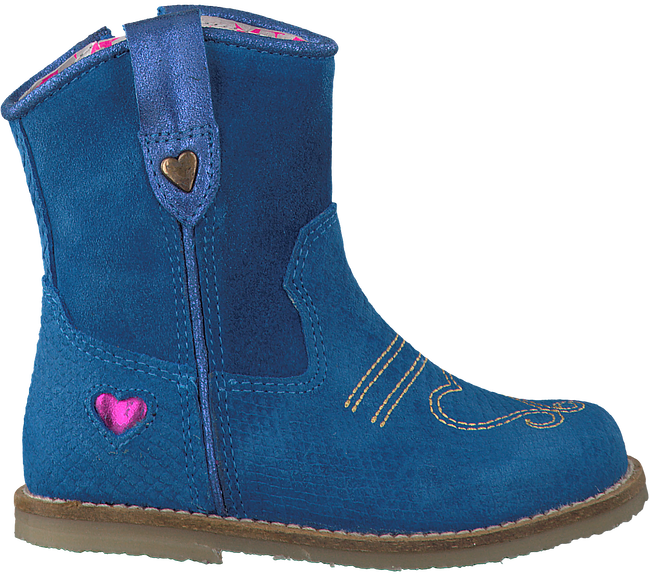 Blue MIM PI High boots 1430 - large