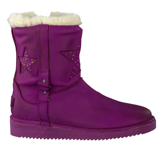 Purple GIGA High boots 5691 - large