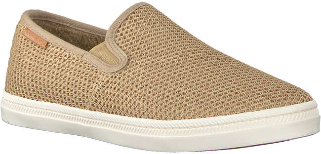 Beige GANT Slip-on sneakers FRANK 18678380 - large