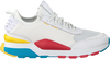White PUMA Sneakers RS-0 PLAY DAMES - small