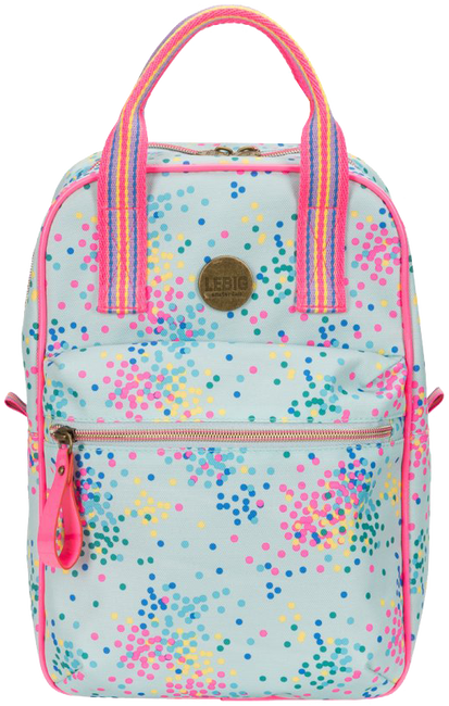 Blue LE BIG Backpack LIMA - large