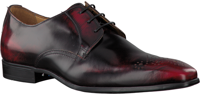 Red GIORGIO Business shoes HE46977 - large