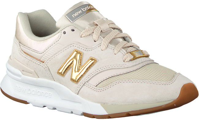 Grey NEW BALANCE Low sneakers CW997  - large