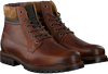Cognac OMODA Lace-up boots 710052 - small