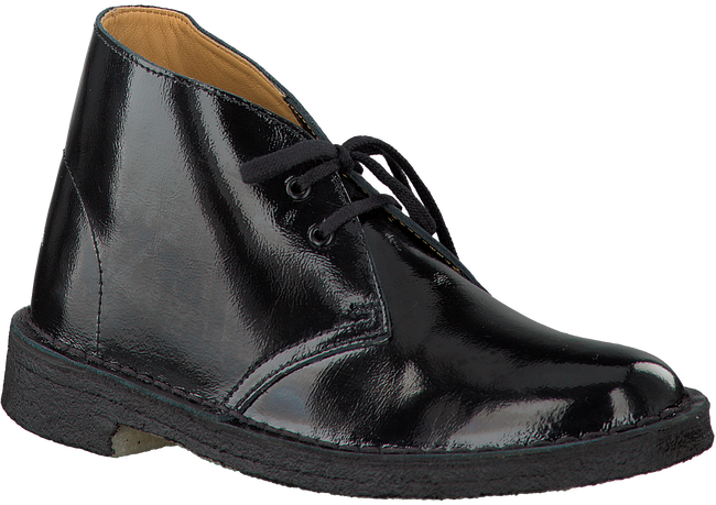 Black CLARKS Ankle boots DESERT BOOT DAMES - large