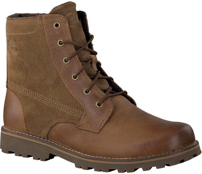 Brown TIMBERLAND Ankle boots CHESTNUT RIDGE 6IN PREMIUM - large