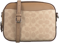 Beige COACH Shoulder bag CAMERA BAG  - medium