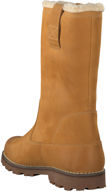 Camel TIMBERLAND High boots 8'INCH PULL ON WATERPROOFSHEAR - large