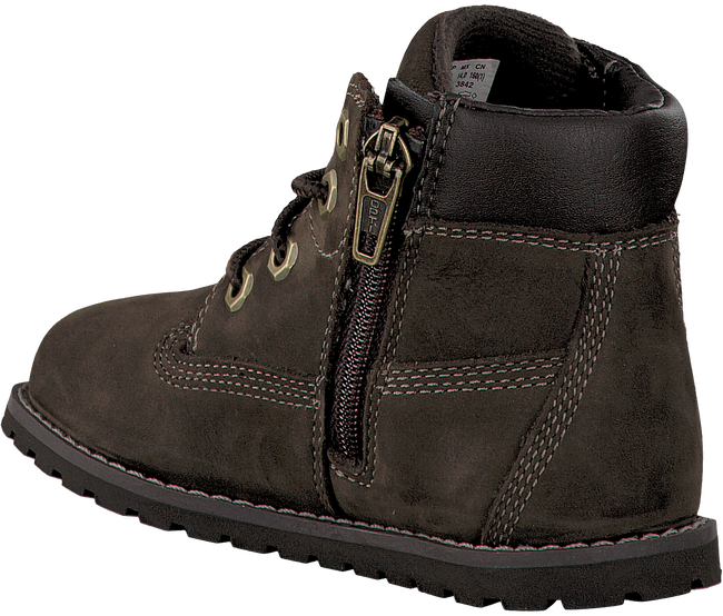 Brown TIMBERLAND Ankle boots POKEY PINE 6IN BOOT - large
