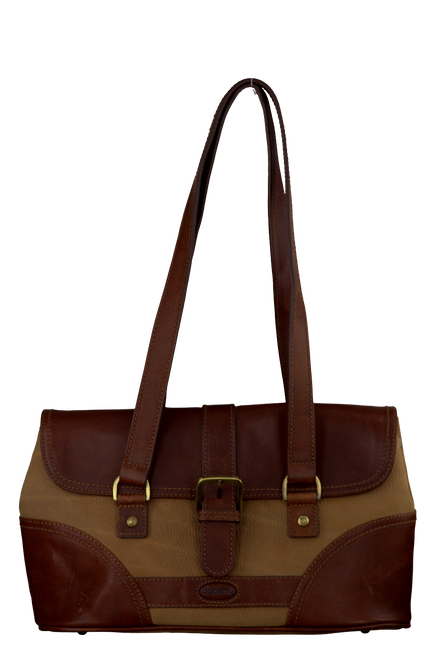 Brown DUBARRY Handbag KENSINGTON - large