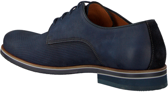 Blue VAN LIER Business shoes 1915609  - large