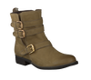 Taupe OMODA High boots LEVA 2 - small