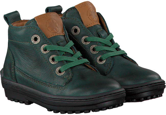 Green DEVELAB Ankle boots 46073 - large