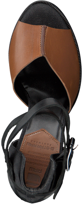 Brown FLORIS VAN BOMMEL Lace-ups 17009 - large