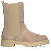 Beige HIP Chelsea boots H1468  - small