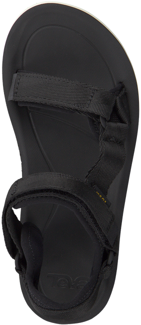 Black TEVA Sandals ORIGINAL - large