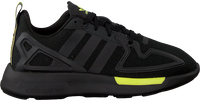 Black ADIDAS Low sneakers ZX 2K FLUX J  - medium