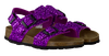 Pink MII Sandals DUBBELE BANDEN - small