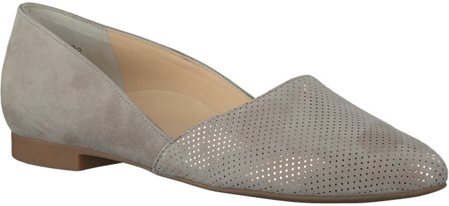 Beige PAUL GREEN Slip-on shoes 2214 - large