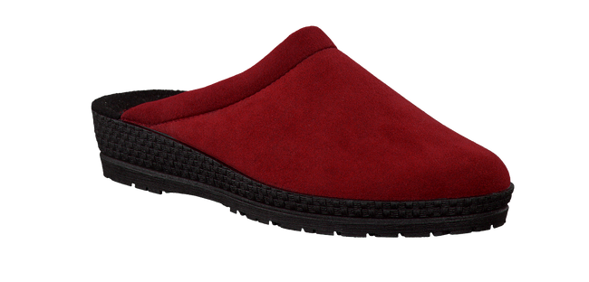 Red ROHDE ERICH Slippers 2292 - large