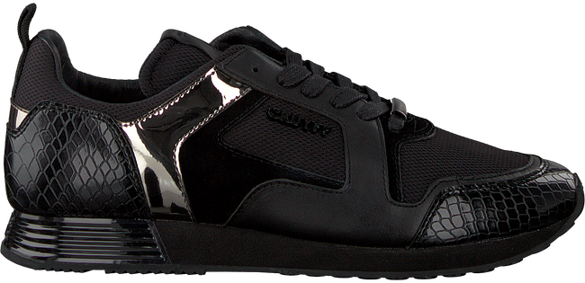 Black CRUYFF CLASSICS Sneakers LUSSO - large