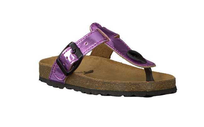Purple DEVELAB Flip flops 2409 - large