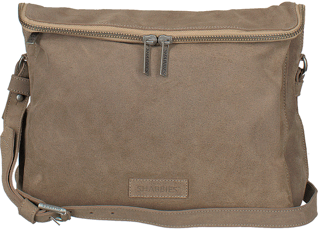 Beige SHABBIES Handbag 261153 - large