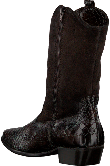 Brown OMODA Booties SONIA 2.0  - large