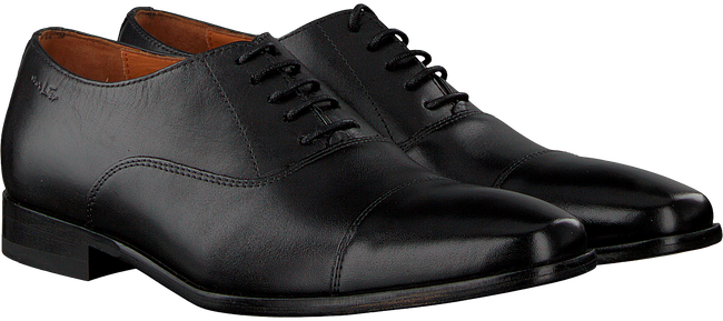 Black VAN LIER Business shoes 1856012 - large