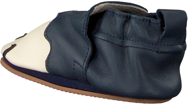 Blue BOUMY Baby shoes PAWS - large
