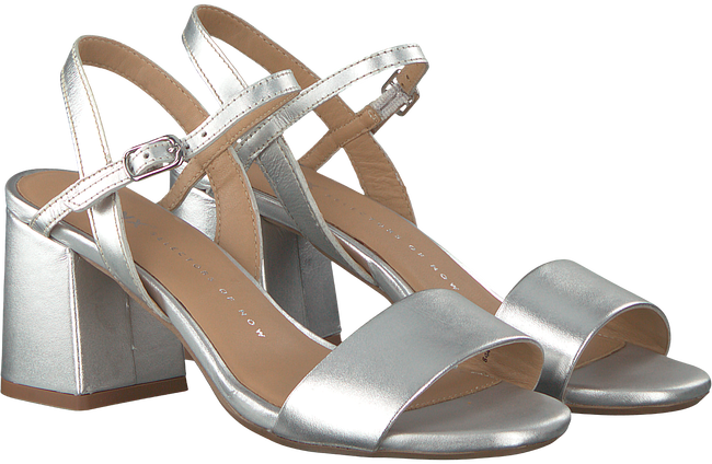 Silver BRONX Sandals JAGGER - large