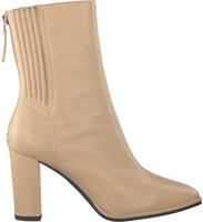 Beige LOLA CRUZ Booties 040T14BK  - medium