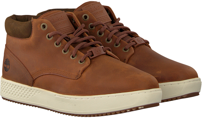 Brown TIMBERLAND Lace-up boots CITYROAM CUPSOLE CHUKKA - large