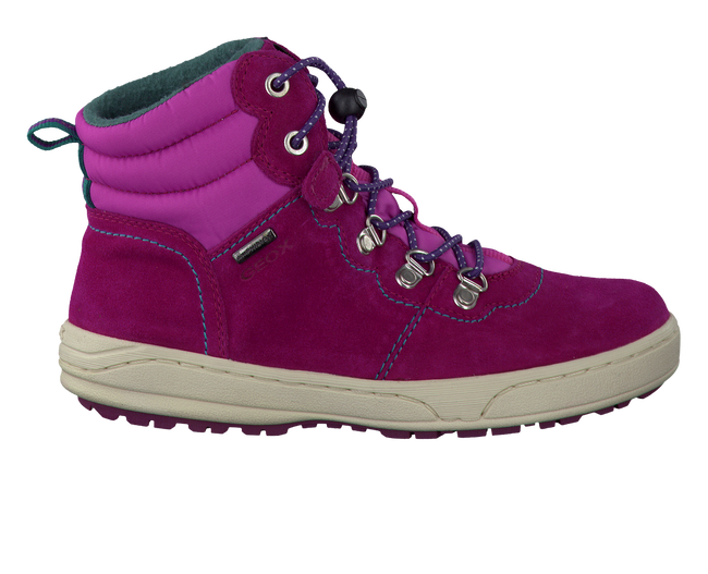 Pink GEOX Sneakers J34C7A - large