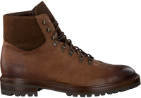 Brown MAZZELTOV Lace-up boots 3813  - medium