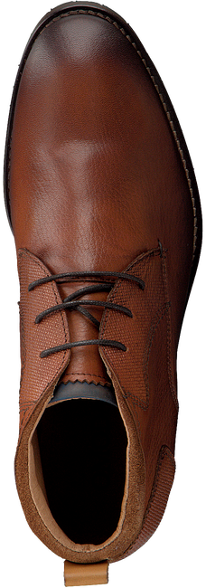 Cognac OMODA Lace-up boots MINFUSA606 04 - large