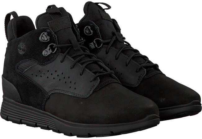 Black TIMBERLAND Ankle boots KILLINGTON HIKER CHUKKA KIDS - large