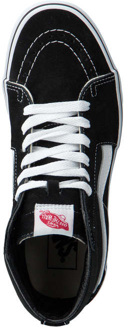 Black VANS Sneakers SK8-HI WOMEN - large